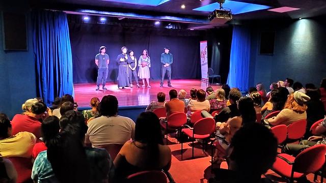 Teatro La muerta enamorada