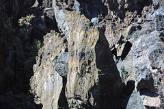 Striated squeeze-up (Bonito Lava Flow, upper Holocene, erupted from Sunset Crater; San Francisco Volcanic Field, Arizona, USA) 1