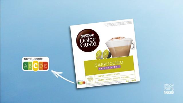 Nescafé Dolce Gusto Cappuccino 'Skinny/Light'