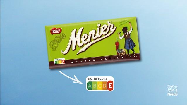 Chocolate Menier Patissier
