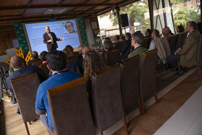 Foro anual IESE-Fundación Globalcaja HXXII 2019