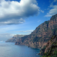 Costiera Amalfitana, Campania, Italia