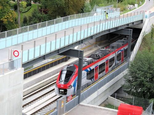 Trains du C.E.V.A. (Genève)