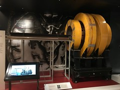 The first MRI machine at Science Museum