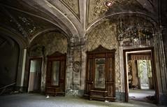 La Villa del doppio specchio