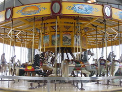 The 1892 Armitage-Herschell Carousel