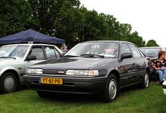 1990 Mazda 626 hatchback 2.0i GLX