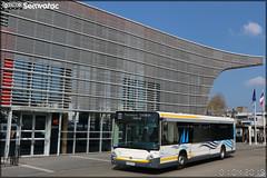 Heuliez Bus GX 337 – RD Lorient Agglomération (RATP Dev)  / CTRL (Compagnie de Transport de la Région Lorientaise) n°437