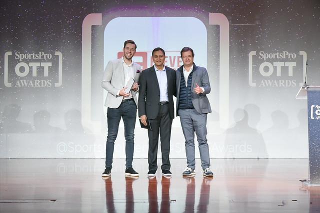 Best Digital First Production Winner - Eleven Sports