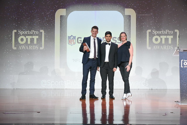 Best Marketing Campaign Winner - NFL Game Pass Europe
