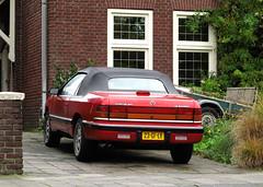 1993 Chrysler LeBaron Convertible 3.0i V6 LX Automatic