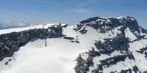Switzerland June 2019 At Glacier 3000 Image 470