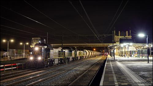 5 april 2019 - Lineas 7784 + 7789 + 7780 + 7775 - Geldermalsen