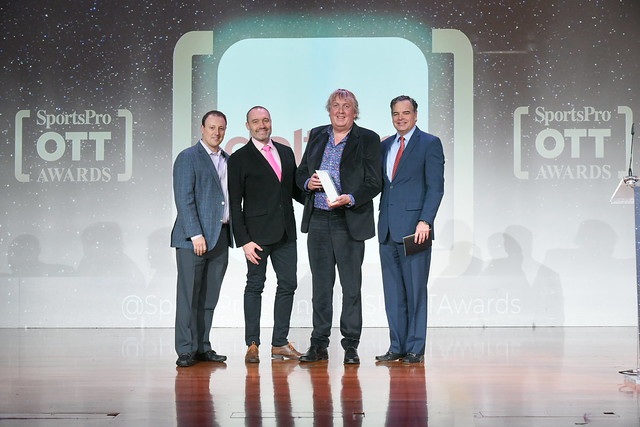 Best Tech Company Winner - Deltatre