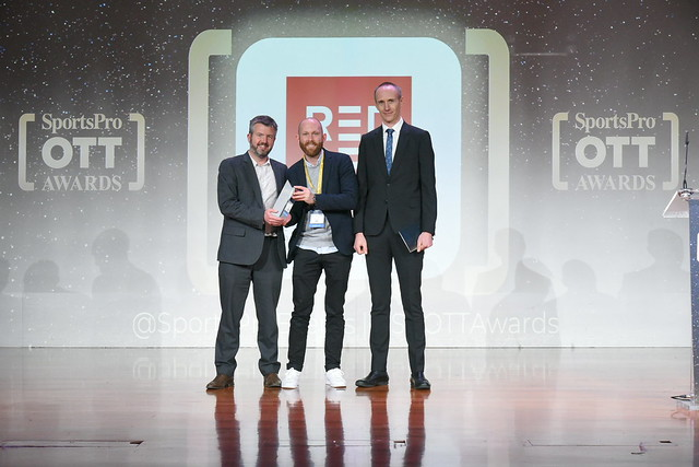 Innovation of the Year Winner - Red Bee Media
