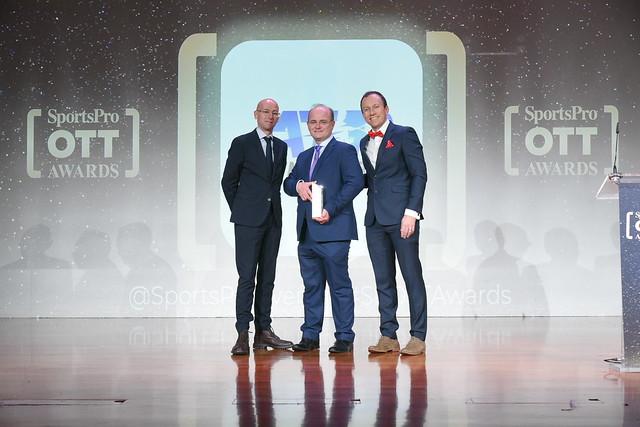 Platform of the Year Winner - ATP Media - Tennis TV