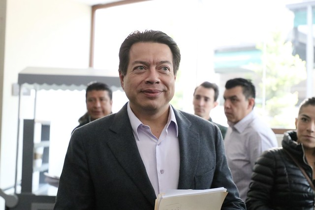 15/11/2019 Entrevista Dip. Mario Delgado
