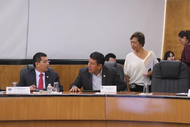 06/11/2019 Comisión de Presupuesto y Cuenta Pública Mesas de trabajo con organismos autónomos INE