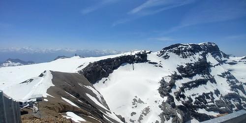 Switzerland June 2019 At Glacier 3000 Image 471