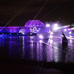 Kew at night by David Morris
