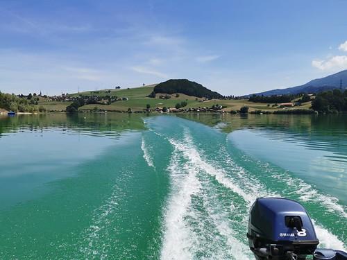 Escapade sur le Lac de la Gruyère