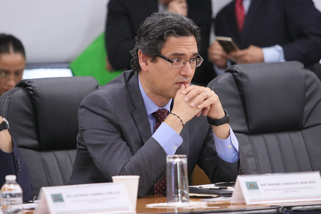 06/11/2019 Comisión de Presupuesto y Cuenta Pública. Mesas de trabajo con organismos autónomos COFECE