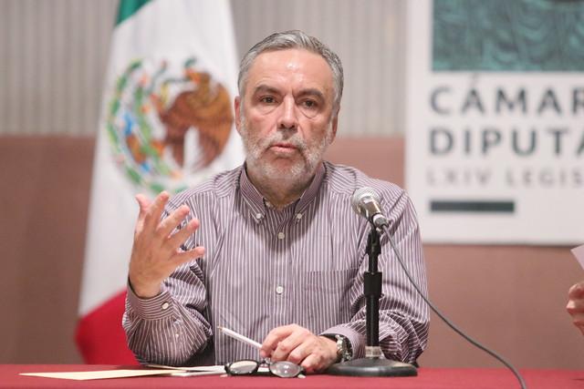 18/11/2019 Conferencia de Prensa Dip. Mario Delgado y Dip. Alfonso Ramírez Cuellar
