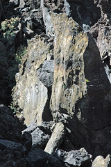 Striated squeeze-up (Bonito Lava Flow, upper Holocene, erupted from Sunset Crater; San Francisco Volcanic Field, Arizona, USA) 3