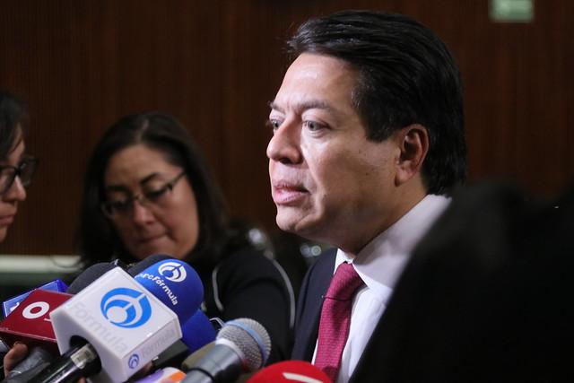 07/11/2019 Entrevista Dip. Mario Delgado Carrillo