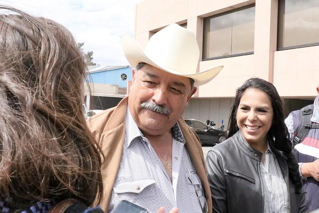 13/11/2019 Entrevista Dip. Eraclio Rodríguez Gómez