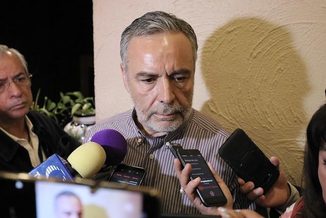 18/11/2019 Entrevista Dip. Alfonso Ramírez Cuellar