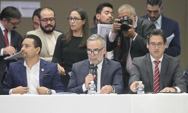 21/11/2019 Comisión de Presupuesto y Cuenta Pública