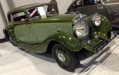 Bentley 3½-litre Sports Saloon Gurney Nutting (1935)