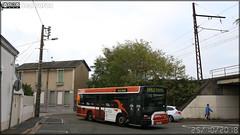 Heuliez Bus GX 117 – Setram (Société d'Économie Mixte des TRansports en commun de l'Agglomération Mancelle) n°903