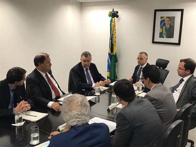 26/11/2019 Reunião Advocacia Geral da União (Pauta Proibição de atividades de Campos de Cima de Serra)