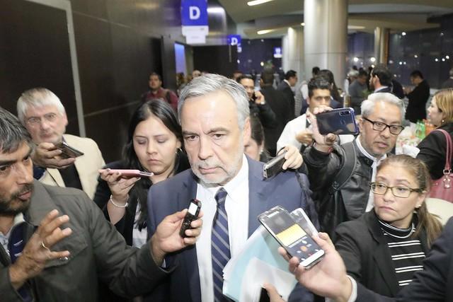 21/11/2019 Entrevista Dip. Alfonso Ramírez Cuellar