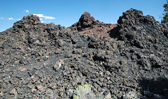 Spatter cone atop Bonito Lava Flow (upper Holocene; near Sunset Crater, San Francisco Volcanic Field, Arizona, USA) 10