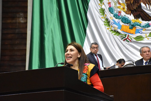 27/11/2018 Tribuna Dip. Rociío Barrera Badillo