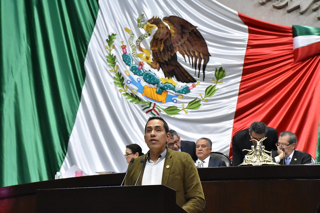 27/11/2018 Tribuna Dip. Juan Pablo Sánchez Rodríguez