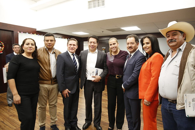 27/11/2018 Reunión con Gobernador de Durango