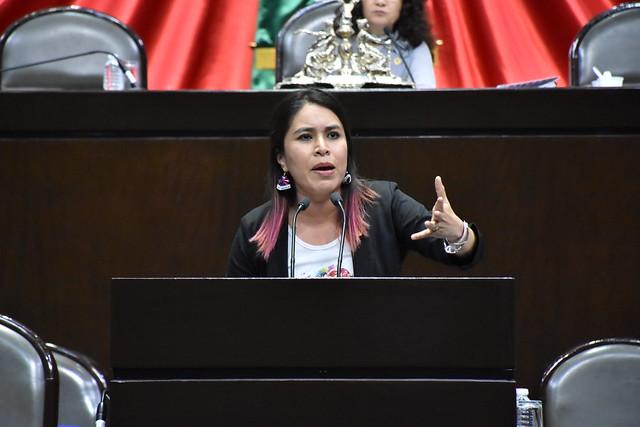 27/11/2018 Tribuna Dip. Simey Olvera Bautista