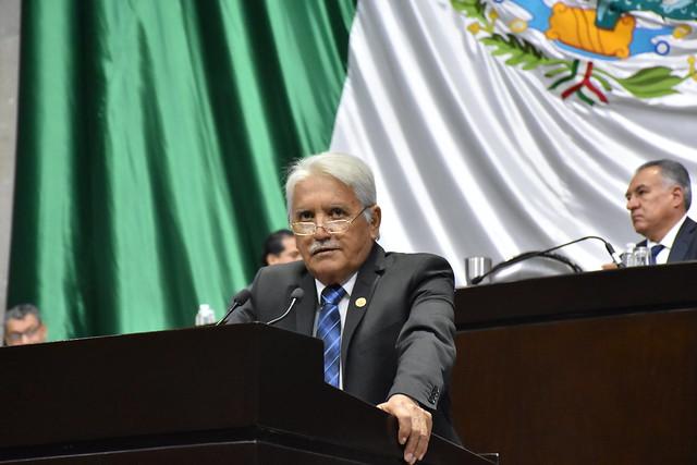 27/11/2018 Tribuna Dip. Maximiliano Ruiz Arias