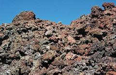 Spatter cone atop Bonito Lava Flow (upper Holocene; near Sunset Crater, San Francisco Volcanic Field, Arizona, USA) 9