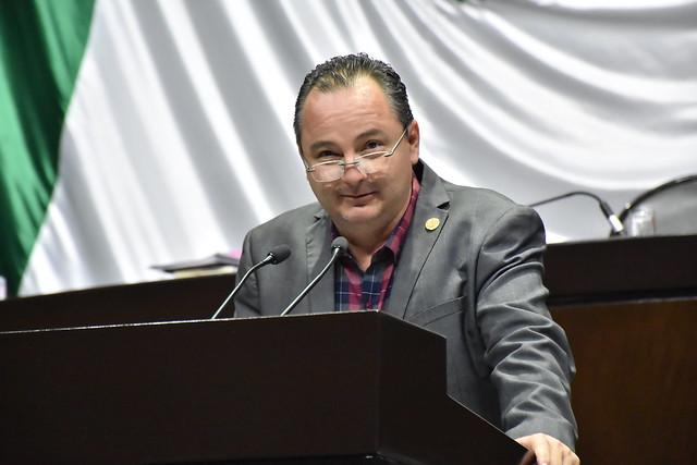 27/11/2018 Tribuna Dip. José Luis Elorza Flores