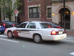 Harvard University Police Ford Crown Victoria