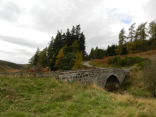 Spital Cottage, Glen Dye, Aberdeenshire, Oct 2019