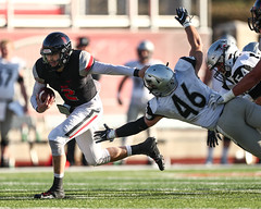 2019 NCAA Division II Playoffs-Round 1: UCM vs UINDY Football