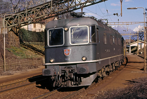 SBB Re6/6 11632