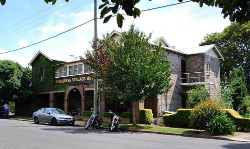 Burrawang Village Hotel, Burrawang, NSW.