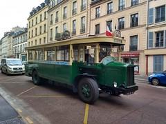 ANCIEN AUTOBUS RATP